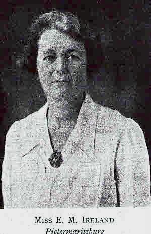 Elsie M. Ireland