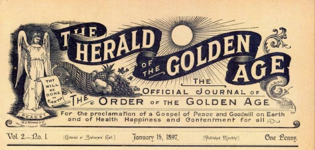 The Herald of the Golden Age - 1897