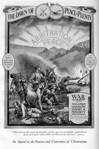 The Herald of the Golden Age - WW1 1914
