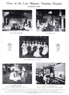 Lady Margaret Fruitarian Hospital