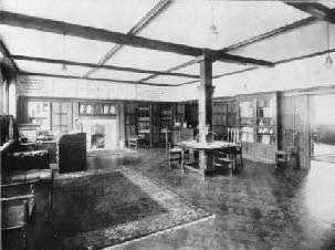 O.G.A. Public Reception Room